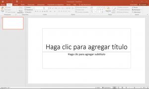 Office 2016 imagen