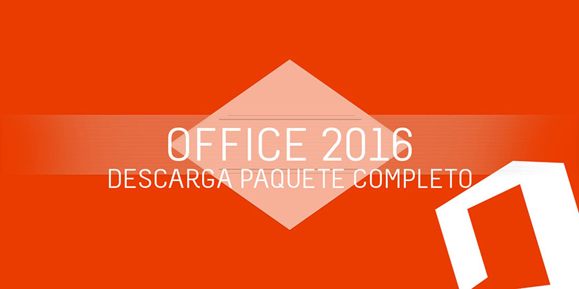 Office Professional Plus 2016 Full Español 32 Y 64 Bits Mega