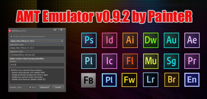 AMT Emulator v0.9.2