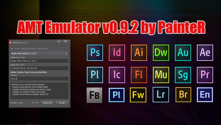 AMT Emulator v0 9 2 by PainteR 2018 (Activa Cualquier