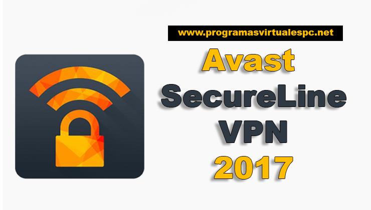 licencia avast vpn secureline 2017