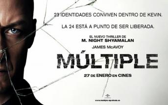 Ver Múltiple (2016) HD Latino