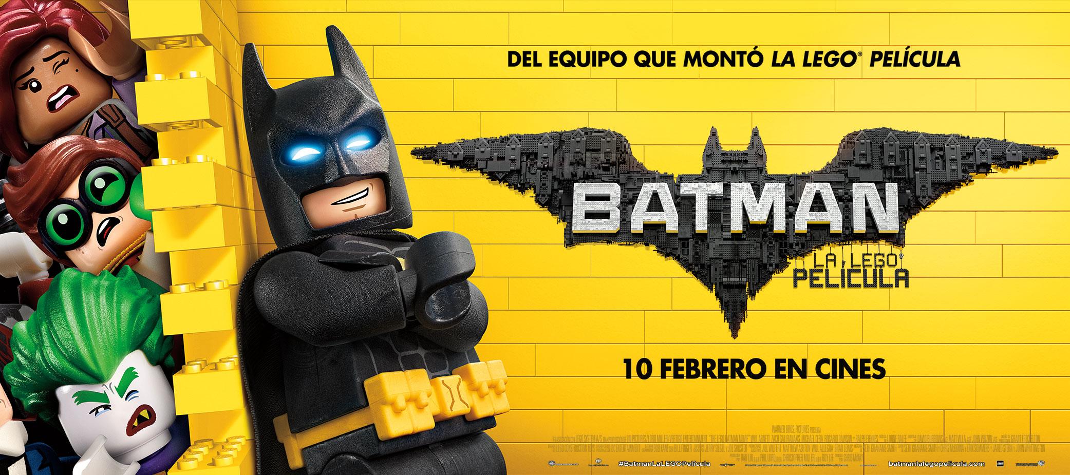 Lego Batman La Pel 237 Cula 2017 Hd 720p 1080p Espa 241 Ol Latino