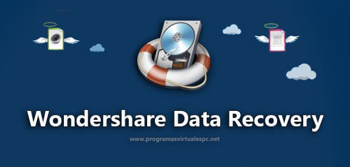 Descaragr Wondershare Data Recovery Full