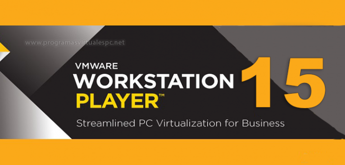 VMware Workstation Player Full