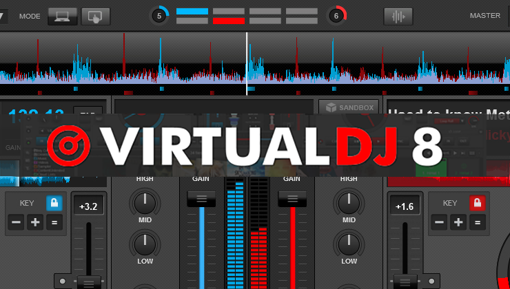 Virtual Dj Pro 8 2 3994 Full Multilenguaje Espa 241 Ol 2018