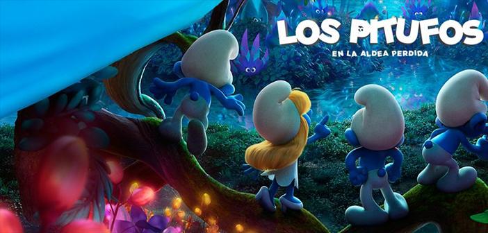 Los Pitufos En La Aldea Perdida 2017 Hd 720p 1080p