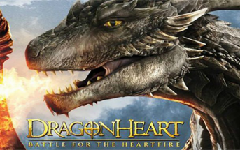 Ver Dragonheart 4: Corazón de Fuego (2017) HD Latino