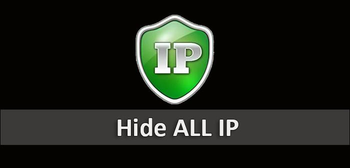 VPN Hide All IP