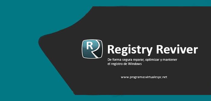 ReviverSoft Registry Reviver Full