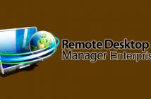 Remote Desktop Manager Enterprise Full
