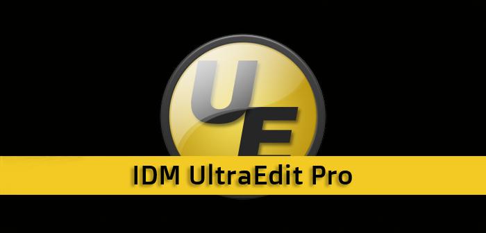 IDM UltraEdit Pro 26 10 0 72 Full Español + Serial 2019 [Mega]
