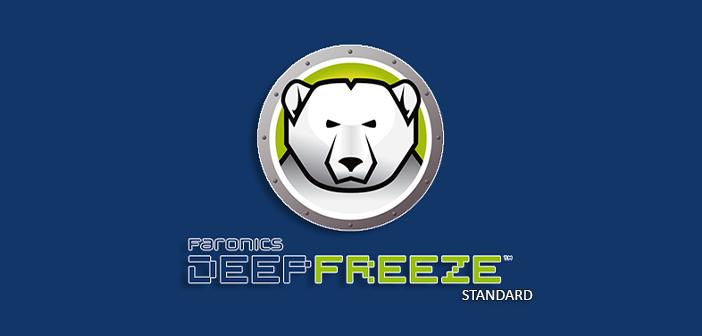 deep freeze standard 8.30 full 2018