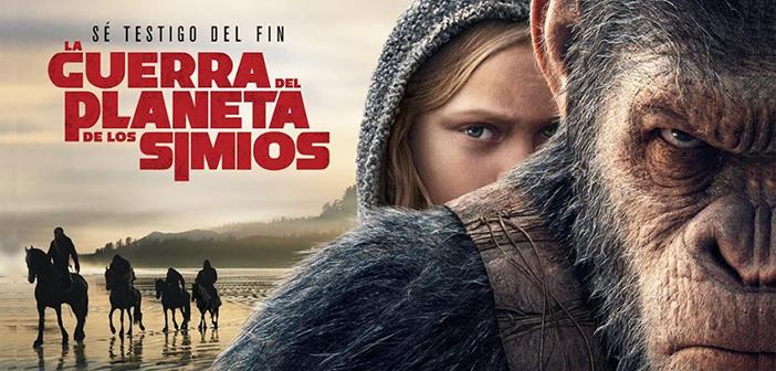 Ver El planeta de los simios: La guerra (2017) HD Latino