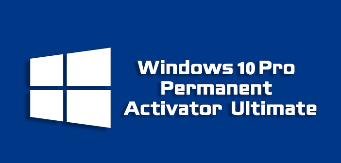 windows 10 pro permanent activator ultimate 1.9