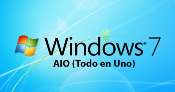 Descargar Windows 7 SP1 AIO Full