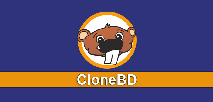 clonebd tutorial
