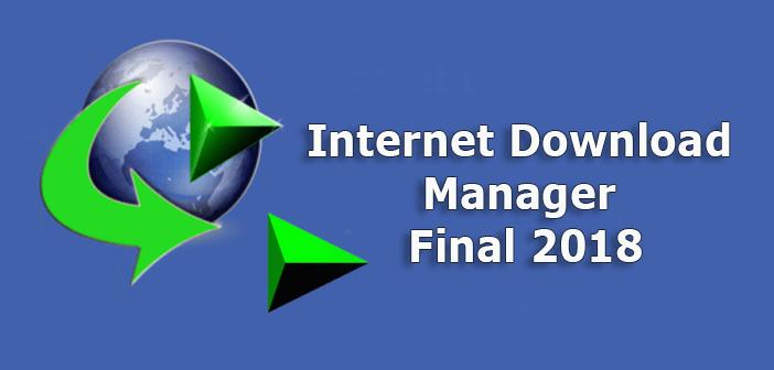 Internet Download Manager V6 30 Build 8 Retail Full 2018