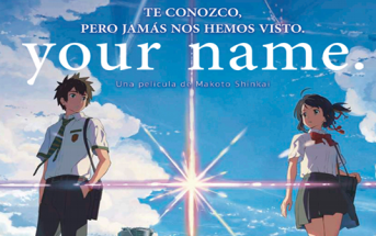 Ver Your Name (2016) HD Latino