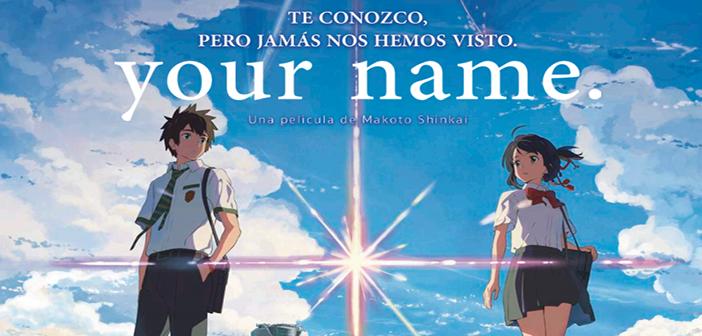 Ver Your Name (2016) HD Latino