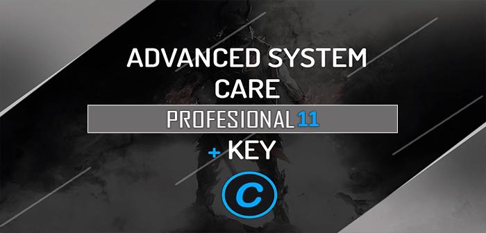 Advanced SystemCare Pro + Seriales