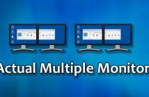 Actual Multiple Monitors Full