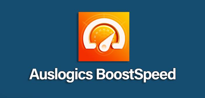 Descargar Auslogics BoostSpeed Full