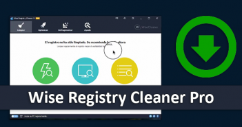 Wise Registry Cleaner Pro Full