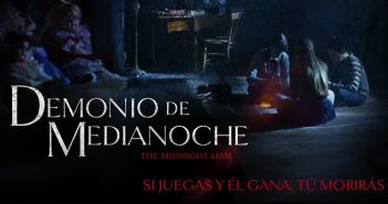 Ver Demonio de medianoche (2016) HD Latino