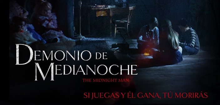 Ver Demonio de medianoche (2016) HD Latino