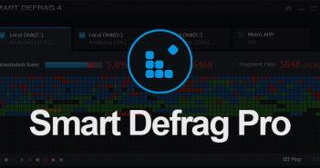Descargar IObit Smart Defrag Pro Full