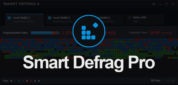 Descargar IObit Smart Defrag Pro Full