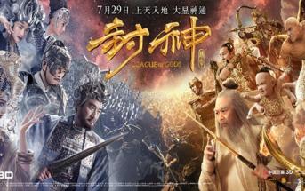 Ver League of Gods (2016) Película