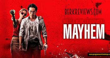 Mayhem (2017) Pelicula