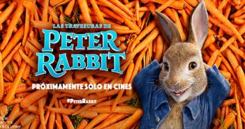 Ver Las Travesuras de Peter Rabbit (2018) HD Latino