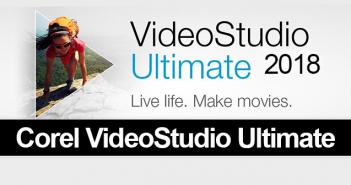 Corel VideoStudio Ultimate Full