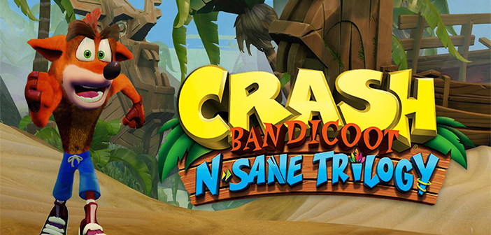 Descargar Crash Bandicoot N Sane Trilogy PC para PC Full