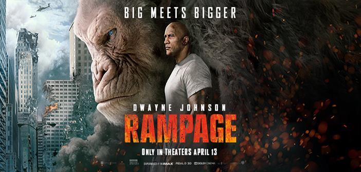 Rampage Devastación (2018) HD Latino