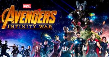 Descargar Avengers Infinity War (2018) HD 720p Latino
