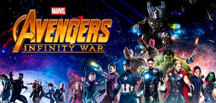 Avengers Infinity War (2018) HD 720p Latino