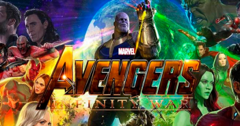 Descargar Avengers Infinity War (2018) HD Latino
