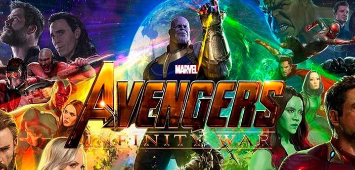 Avengers Infinity War (2018) HD Latino Online