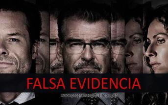 Ver Falsa evidencia (2018) HD Latino