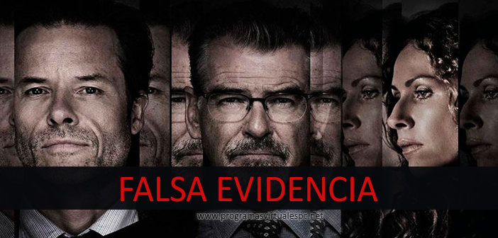 Ver Falsa evidencia (2018) HD Latino