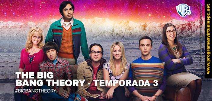 La Teoría del Big Bang Temporada 3 Full