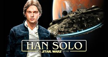 Ver Han Solo: Una historia de Star Wars (2018) HD Latino