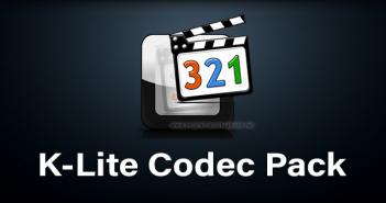 Descargar K-Lite-Codec Pack Full Mega Standar