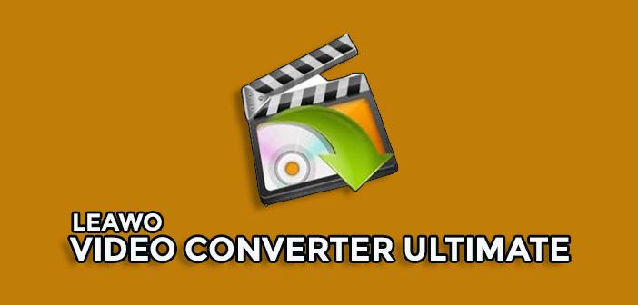 Descargar Leawo Video Converter Ultimate Full