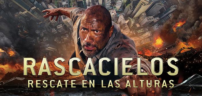 Ver Rascacielos: Rescate en las Alturas (2018) HD Latino Online