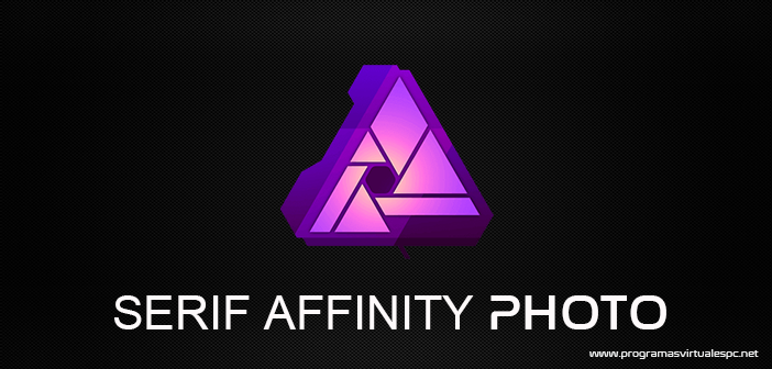 Descargar Serif Affinity Photo Full